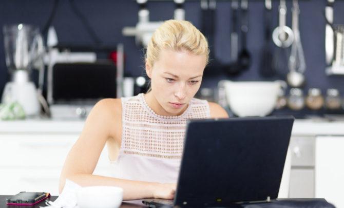 Job Stress: Stock Image